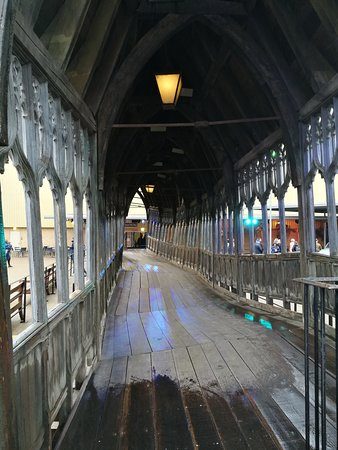 Visite des studios Warner Bros. : The Making of Harry Potter avec transport aller-retour depuis Londres : Brücke nach Hogwarts