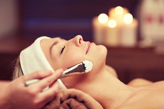 Vibrant Salon & Spa: Dermaplaning is a method of exfoliation that consists of using a scalpel to gently scrape off the top layer of dulling dead skin cells in order to reveal a smoother, brighter complexion.  This process removes all the dead skin cells and also the facial hair, leaving the face very smooth. Dermaplaning also allows for greater penetration of skincare products and creates a flawless canvas for makeup to glide on smoothly.