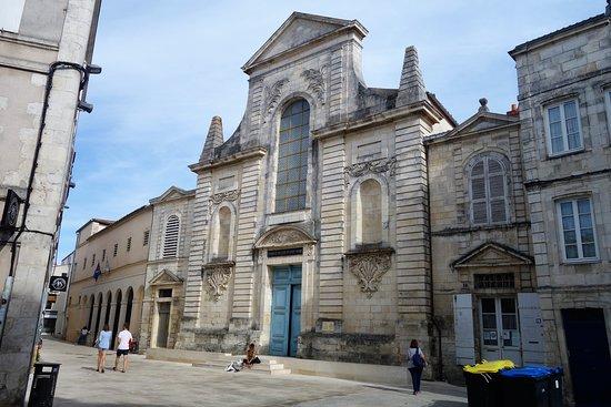 Musée Protestant de La Rochelle