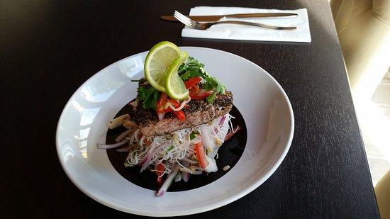 The Butchers Block : Asian Tuna Steak