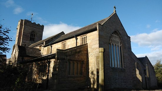 Colne Parish Church, St Bartholomew's Church