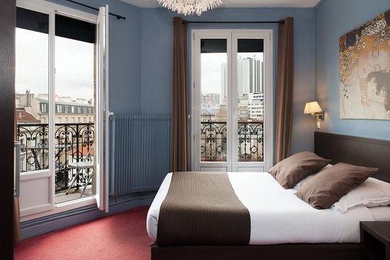 Hôtel Odessa Montparnasse, hoteles en París