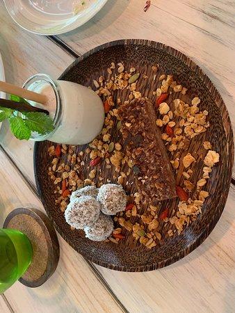 Stunning breakfast dish