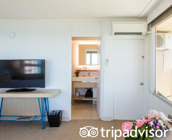 The Family Suite at the Queen Kapiolani Hotel