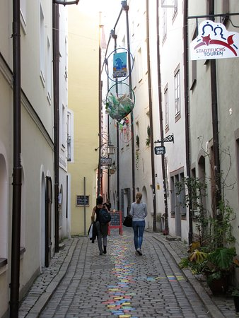 Artists' Alley - Passau - Picture No. 18 by israroz (Oct. 2018)
