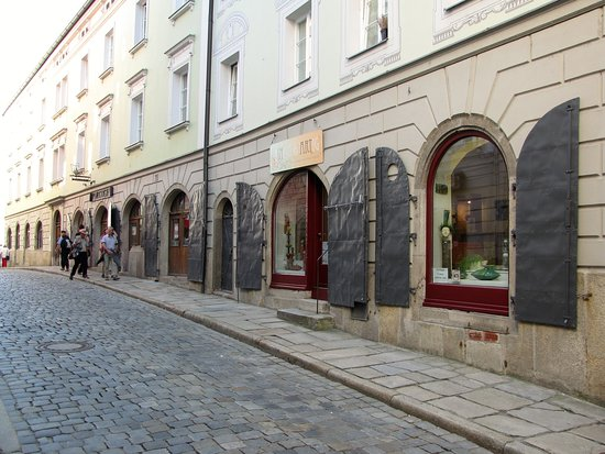 Artists' Alley - Passau - Picture No. 45 by israroz (Oct. 2018)