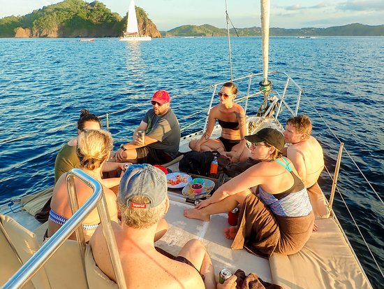 Kuna Vela Sailing Tours : We offer morning and sunset sailing and snorkeling tours!