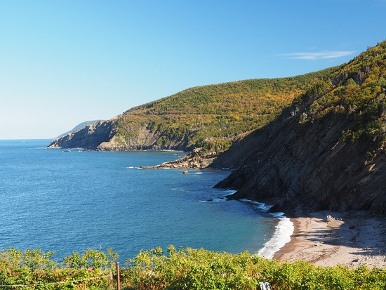 Meat Cove Photo