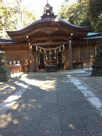 Hisaizu Shrine : 久伊豆神社1