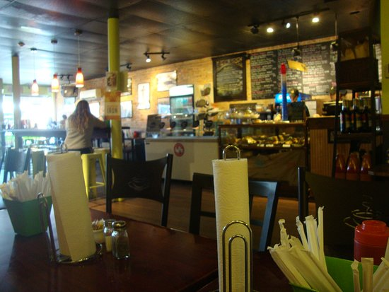 Uptown Cafe : Interior view