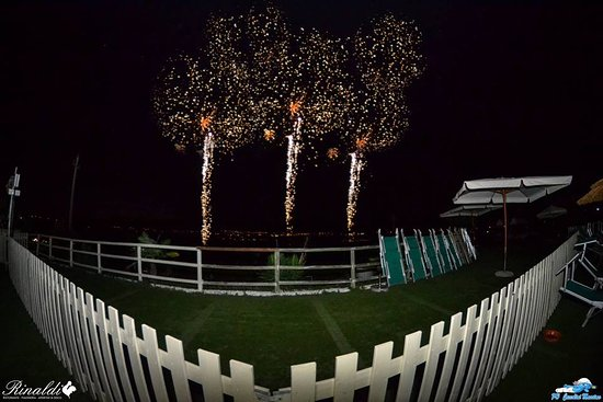 Ristorante Da Rinaldi : fuochi d'artificio