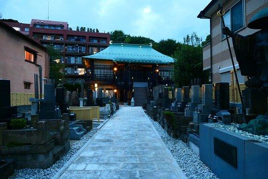Kinrin-ji Temple