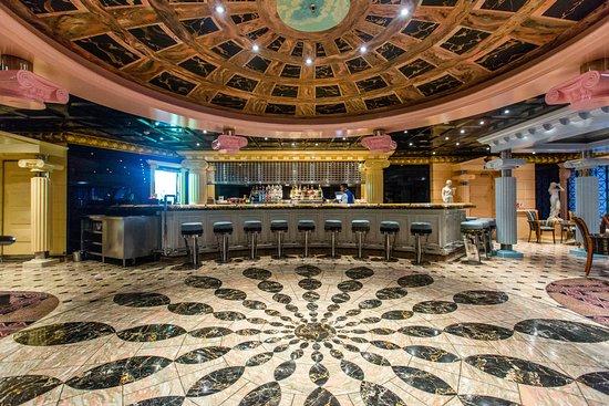 Carnival Sensation Michelangelo Lounge