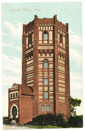 Historic Finedon Water Tower