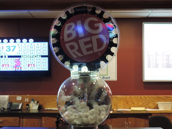Live Keno Ball Draw Picture Of Big Red Restaurant Sports Bar