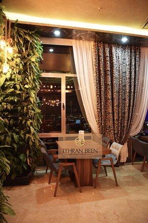 TEHRAN BEEN