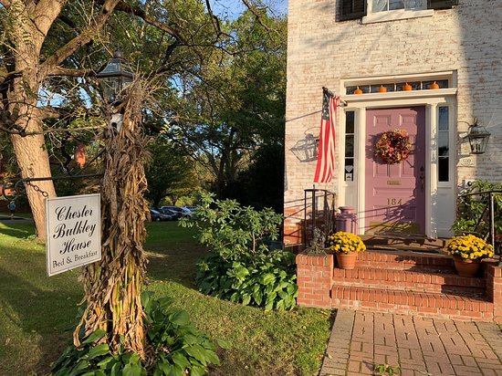 Foto de Chester Bulkley House Bed and Breakfast