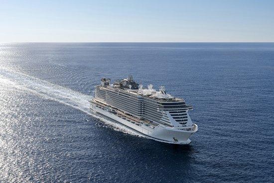 MSC Seaside - Deck Plans, Reviews & Pictures - TripAdvisor