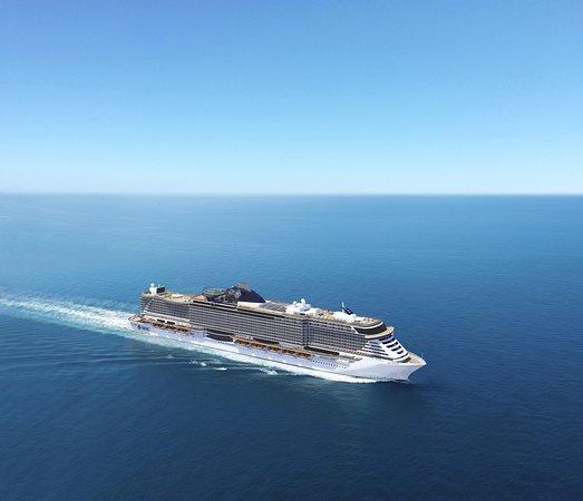 MSC Seaview - Deck Plans, Reviews & Pictures - Tripadvisor
