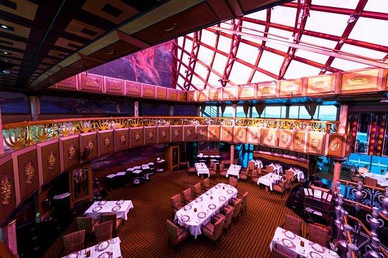 Carnival Legend Nouveau Restaurant