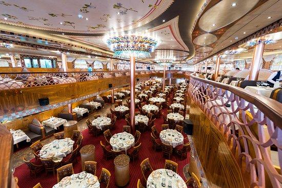 Carnival Legend Truffles Restaurant2