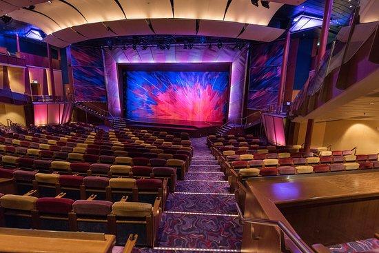 Brilliance of the Seas: Brilliance of the Seas Theater