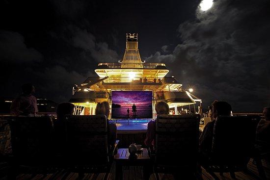 SeaDream I: Sea Dream I Outdoor Movie