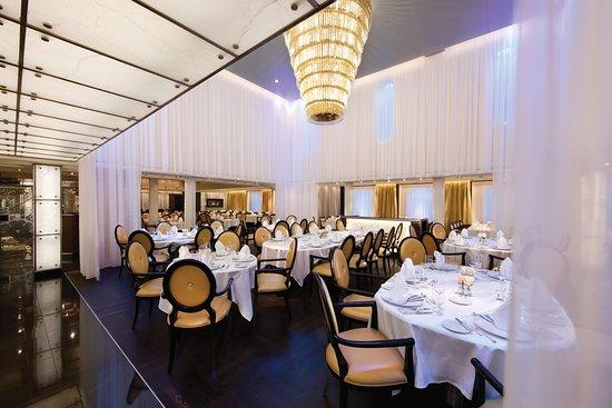 Seabourn Sojourn Restaurant