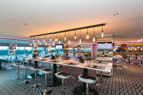 The A restaurant