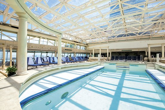 Marella Discovery 2 Indoor Pool