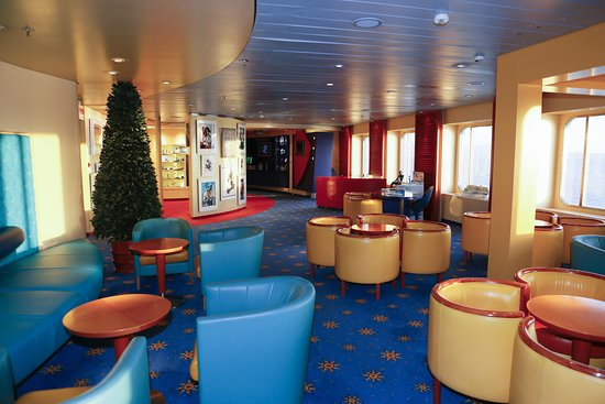 AIDAvita Lounge