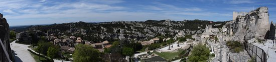 Chateau des Baux de Provence Photo