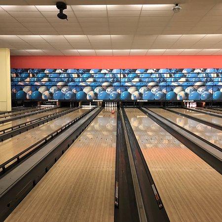 Bowling at royal quays