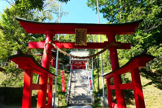 Minamiosawa Hachiman Shrine