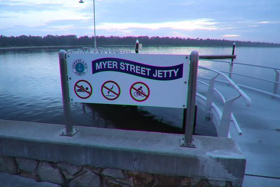 Myer Street Jetty