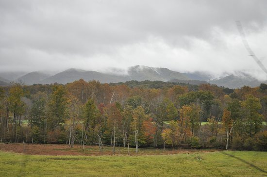Highland Scenic Highway: Nice view