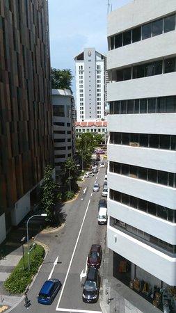 Hotel strategis di kawasan Bugis