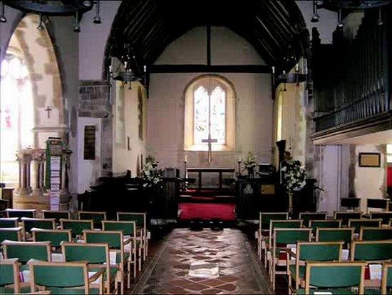 St Nicholas' Church Sturry