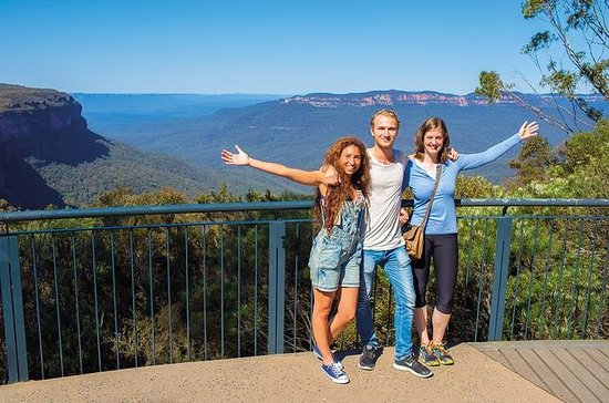 All-Inclusive Blue Mountains Day Trip...