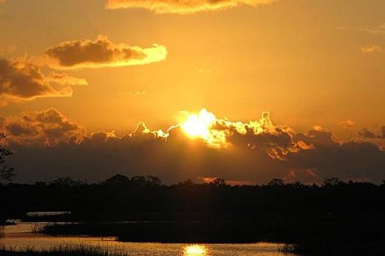Tampa Bay Sunset Helicopter Tour