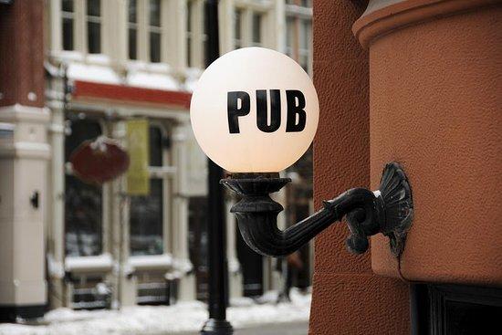 Passaporte London Pub