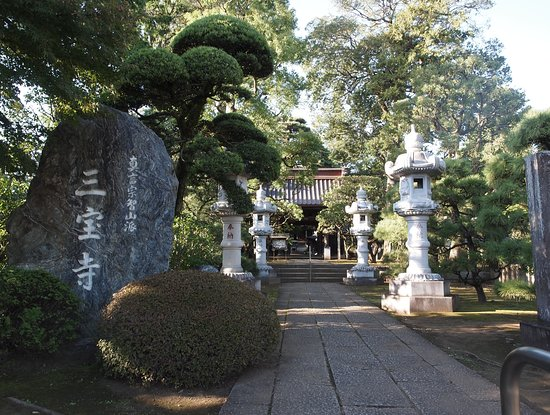 Nerima, Japonya: 大きなお寺です