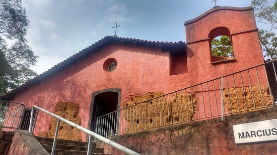 Museum of the City of Sao Paulo Morumbi Chapel