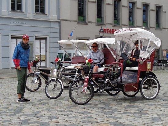 City Rikscha Dresden