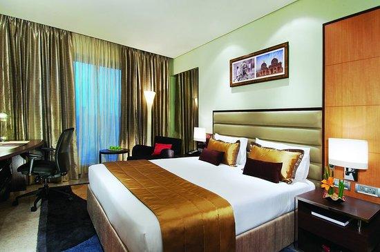 Vivanta Hyderabad, Begumpet : Guest room
