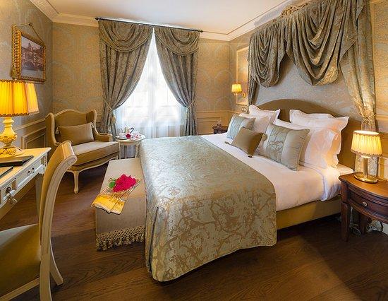 Mirambeau, Frankrike: Guest room