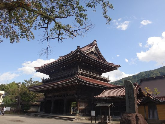 Inami Betsuin Zuizenji Temple