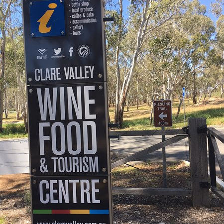 Clare Valley Wine, Food & Tourism Center