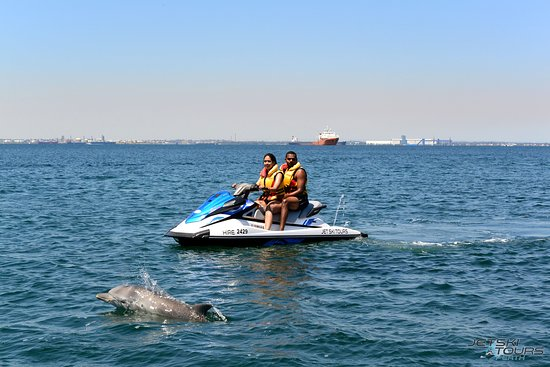 Rockingham, Australia: Eco Jet Ski Tour
