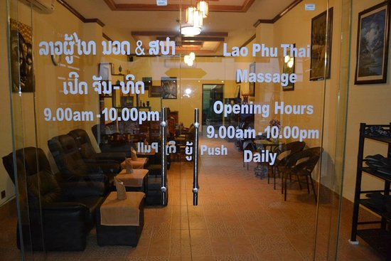 Lao Phu Thai Massage & Spa